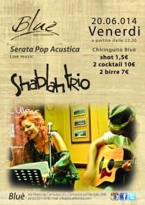 Shablah Live