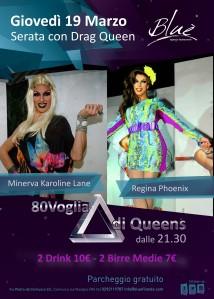 drag queen 19 Marzo